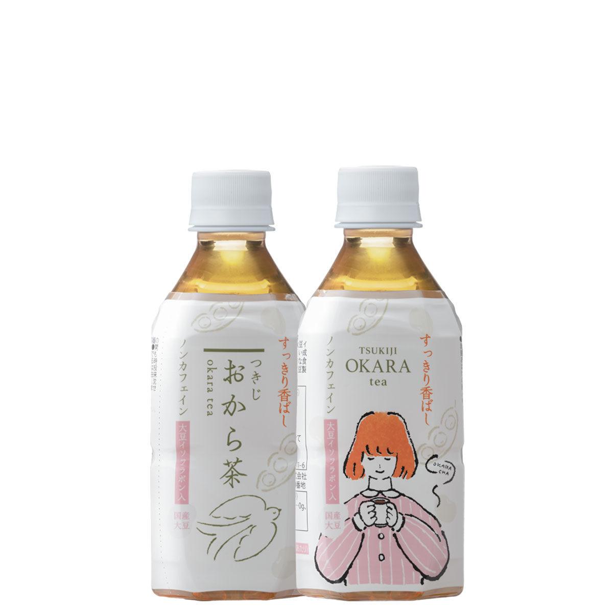 つきじおから茶|350mlペットボトル