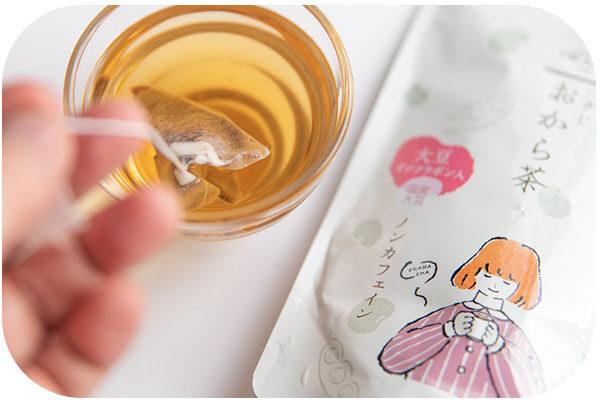 つきじおから茶|ティーバッグ